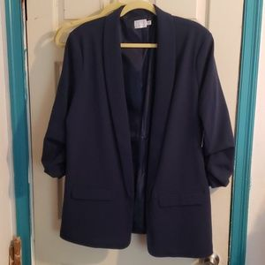 NWT Blue blazer